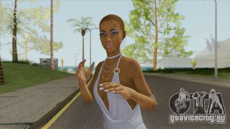 Poppy (Watch Dogs) для GTA San Andreas