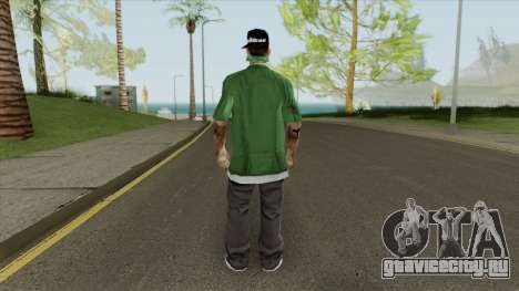 New Fam3 (Grove Street) для GTA San Andreas