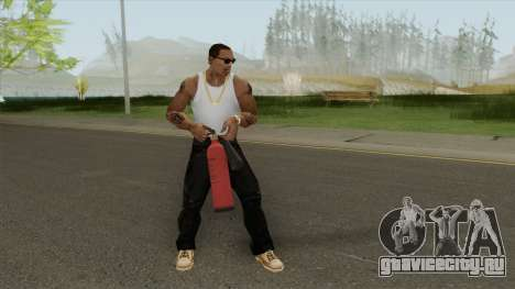 Fire Extinguisher (HD) для GTA San Andreas