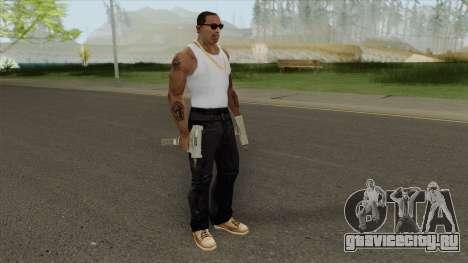 Uzi (HD) для GTA San Andreas