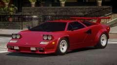 1985 Lamborghini Countach LP500 QV для GTA 4