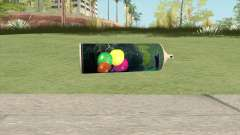 Spray Can (HD) для GTA San Andreas