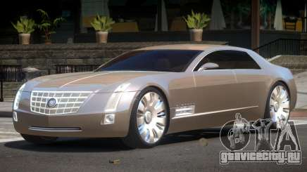 2003 Cadillac Sixteen V1.2 для GTA 4