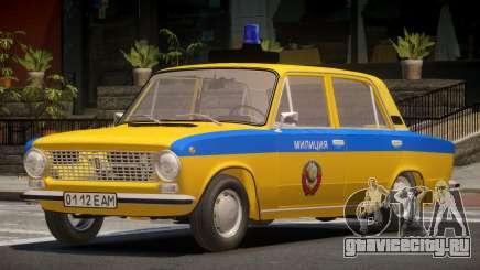 VAZ 21011 Police для GTA 4
