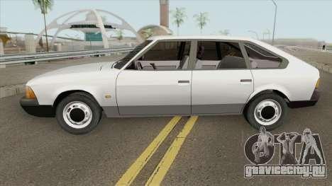 АЗЛК 2141 Москвич (MQ) для GTA San Andreas