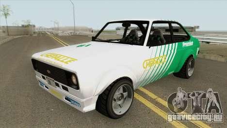 Vapid Retinue MK2 GTA V для GTA San Andreas