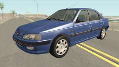 Peugeot Pars (MQ) для GTA San Andreas
