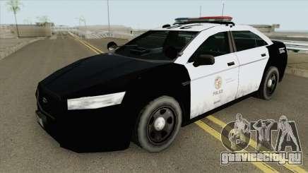 Ford Taurus LSPD (LAPD) 2014 для GTA San Andreas