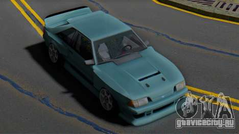 Ford Foxbody Wickedz Edition для GTA San Andreas