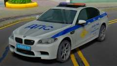 BMW М5 F10 CБ ДПС ГИБДД для GTA San Andreas