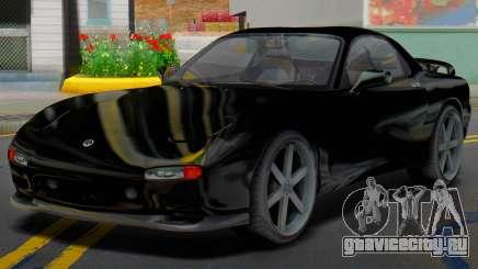 GTA V-style Annis ZR-350 для GTA San Andreas
