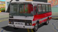 ПАЗ-32054 Рейсовый автобус для GTA San Andreas