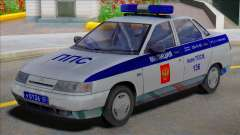 ВАЗ 2110 Милиция ППС