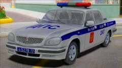 ГАЗ Волга 31105 Милиция ДПС 2006