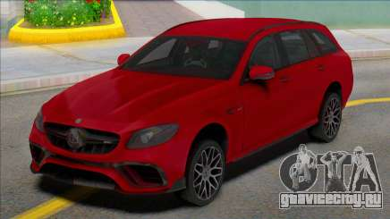 Mercedes-Benz E700 Brabus W213 Estate для GTA San Andreas