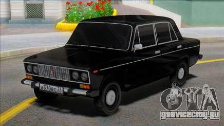 ВАЗ 2106 Black Edition для GTA San Andreas