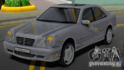 Mercedes-Benz E 55 AMG 4Matic W210 для GTA San Andreas