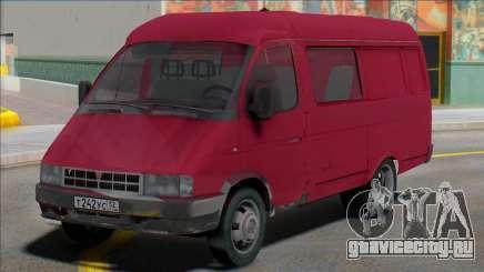 ГАЗель 2705 Фургон 6 мест для GTA San Andreas