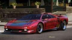 Lamborghini Diablo BS для GTA 4