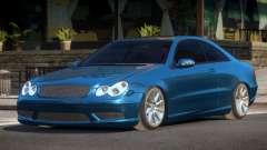 Mercedes Benz CLK63 SP для GTA 4
