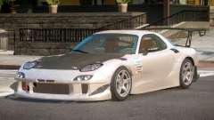 Mazda RX7 CPS для GTA 4