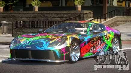 Grotti Itali GTO L5 для GTA 4
