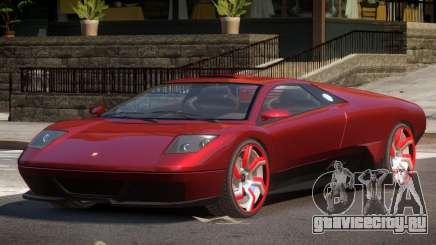 Pegassi Infernus Remixed для GTA 4
