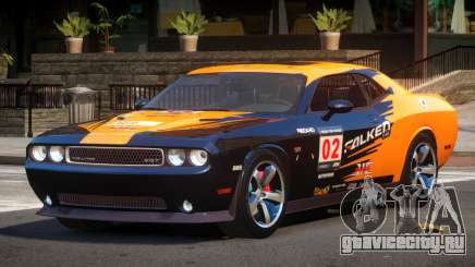 Dodge Challenger SRT8 SP L1 для GTA 4