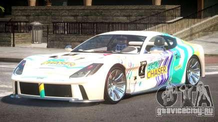Grotti Itali GTO L11 для GTA 4
