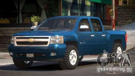 Chevrolet Silverado TH для GTA 4