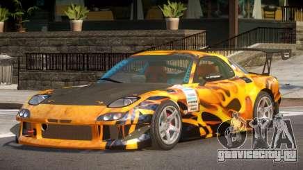 Mazda RX7 CPS PJ4 для GTA 4