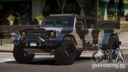 Canis Kamacho L7 для GTA 4
