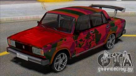 ВАЗ 2105 Тюнинг Спойлер для GTA San Andreas