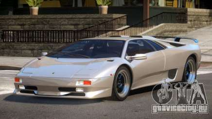 Lamborghini Diablo Super Veloce для GTA 4