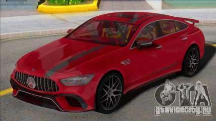 Mercedes-Benz AMG GT63 для GTA San Andreas