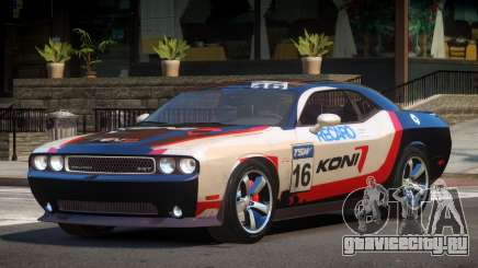 Dodge Challenger SRT8 SP L3 для GTA 4