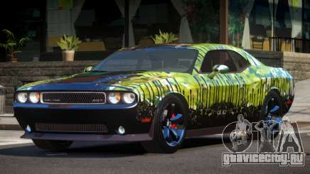 Dodge Challenger SRT8 SP L8 для GTA 4