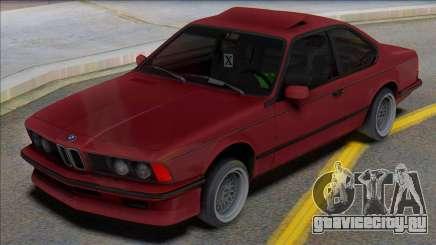 BMW E24 для GTA San Andreas