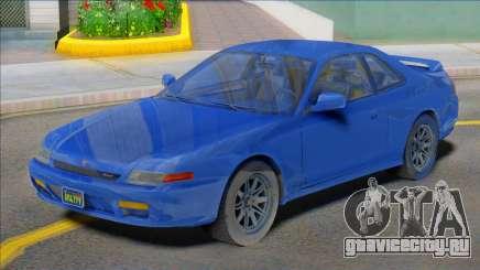 GTA V-style Dinka Previon для GTA San Andreas