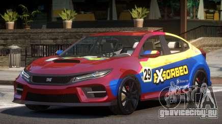 Dinka Sugoi L6 для GTA 4