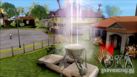 Modern Grove Street 2 для GTA San Andreas