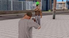 Enemy Health Indicator для GTA San Andreas