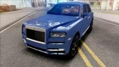 Rolls-Royce Cullinan Blue