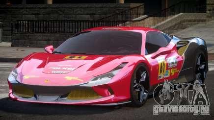 Ferrari F8 Tributo BS L4 для GTA 4