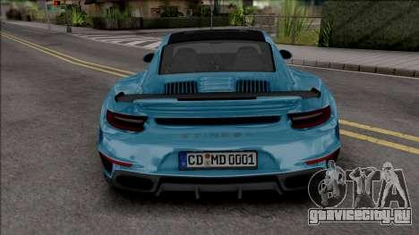 Porsche 911 Stinger TopCar для GTA San Andreas