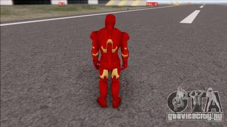 Iron Man Fly для GTA San Andreas
