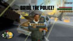 Bribe The Police Like in GTA 5 Online для GTA San Andreas