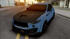 Maserati Levante Mansory