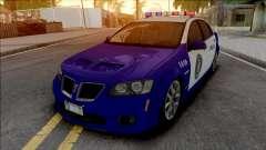 Pontiac G8 GXP LSPD