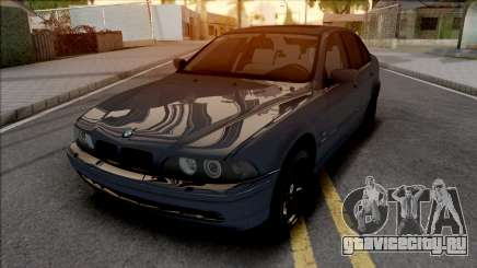 BMW 5-er E39 для GTA San Andreas